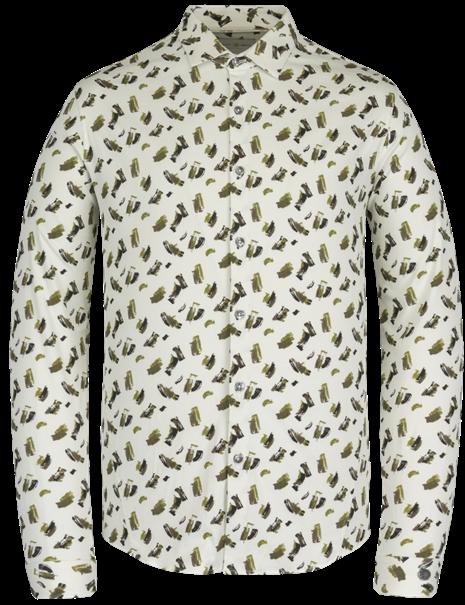 Cast Iron casual overhemd CSI211214 in het Multicolor