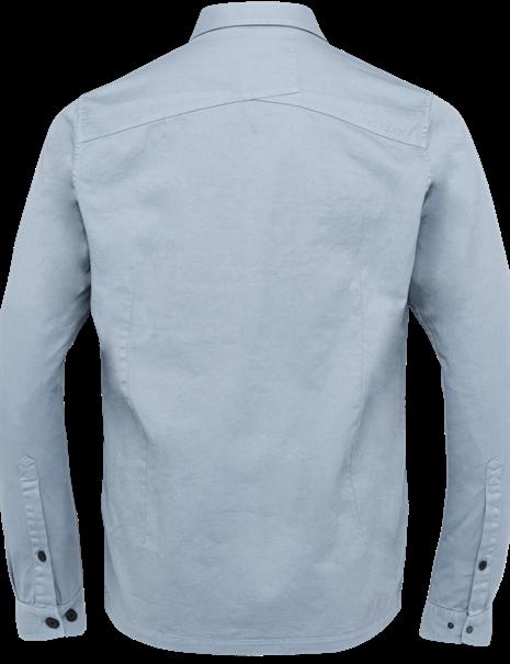 Cast Iron casual overhemd CSI212220 in het Blauw