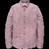 Cast Iron casual overhemd Slim Fit csi185673 in het Rood