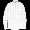 Cast Iron casual overhemd Slim Fit csi197638 in het Wit