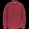 Cast Iron casual overhemd Slim Fit csi198654 in het Rood