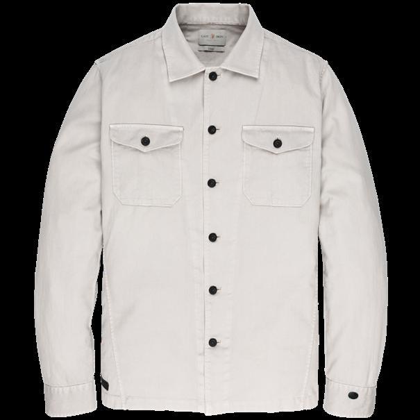 Cast Iron casual overhemd Slim Fit csi201643 in het Grijs