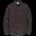 Cast Iron casual overhemd Slim Fit CSI206626 in het Grijs