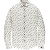 Cast Iron casual overhemd Slim Fit CSI207630 in het Beige