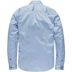 Cast Iron casual overhemden Slim Fit CSI00429 in het Licht Blauw