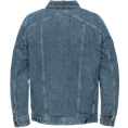 Cast Iron colbert Slim Fit cdj201500 in het Denim