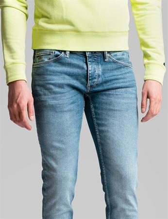 Cast Iron jeans CTR211706 in het Stonewash