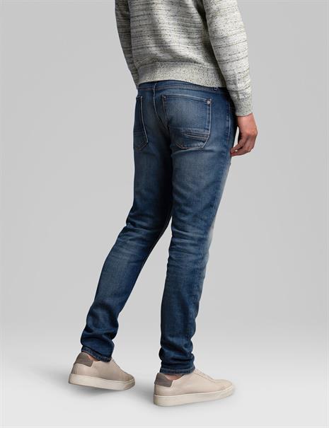 Cast Iron jeans Riser CTR211705 in het Denim