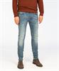 Cast Iron jeans Riser CTR390 in het Denim