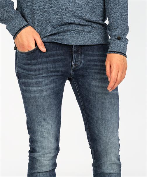 Cast Iron jeans Riser CTR390 in het Raf