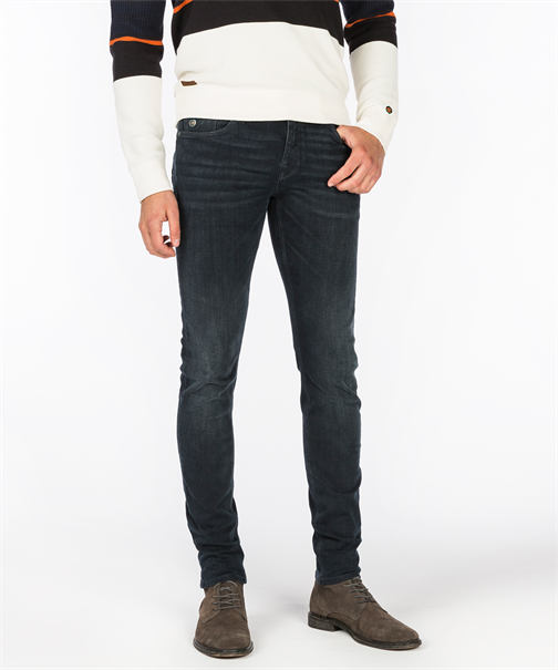 Cast Iron jeans Riser CTR390 in het Stonewash