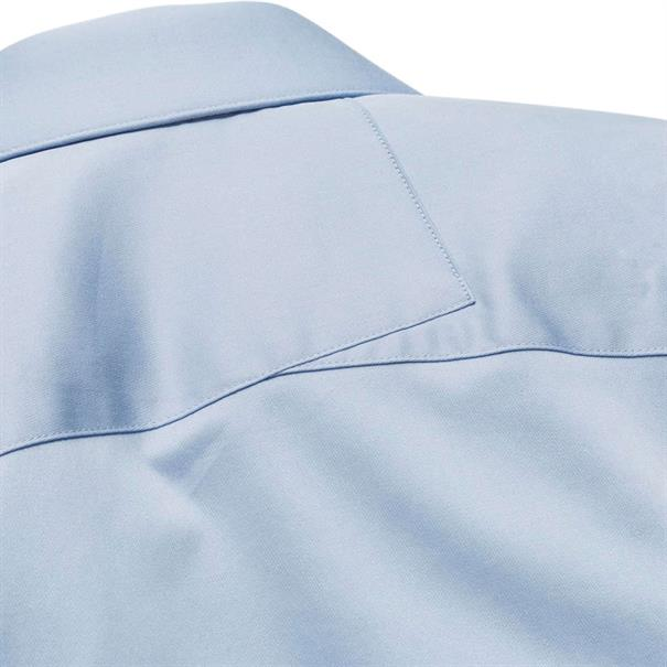 Cast Iron overhemd CSI00429 in het Licht Blauw