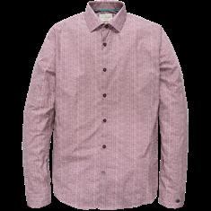 Cast Iron overhemd csi185673 in het Rood