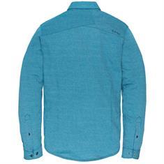 Cast Iron overhemd csi195605 in het Blauw