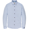 Cast Iron overhemd csi195605 in het Licht Blauw