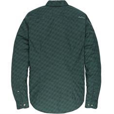 Cast Iron overhemd csi196620 in het Groen