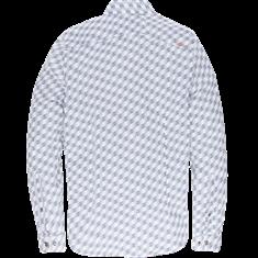 Cast Iron overhemd csi196620 in het Wit