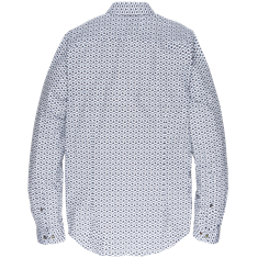 Cast Iron overhemd csi197636 in het Licht Blauw
