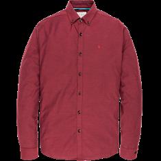 Cast Iron overhemd csi198654 in het Rood
