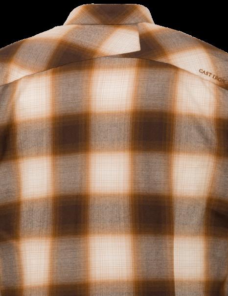 Cast Iron overhemd CSI215202 in het Grijs