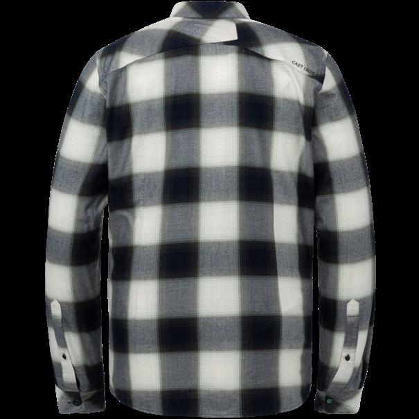 Cast Iron overhemd CSI215202 in het Groen