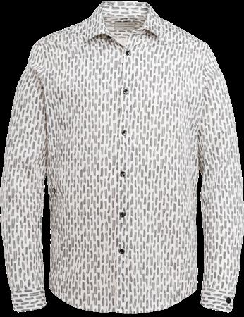 Cast Iron overhemd CSI216212 in het Beige