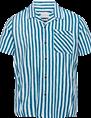 Cast Iron overhemd CSIS212232 in het Inkt