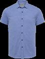 Cast Iron overhemd CSIS214255 in het Blauw