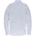 Cast Iron overhemd Slim Fit csi196620 in het Wit