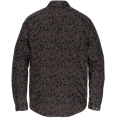Cast Iron overhemd Slim Fit CSI206626 in het Grijs