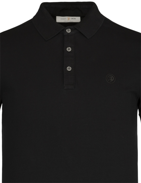 Cast Iron polo's CPSS211850 in het Zwart