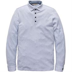 Cast Iron polo's Slim Fit cps191340 in het Licht Blauw