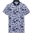 Cast Iron polo's Slim Fit cpss202862 in het Lila