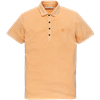 Cast Iron polo's Slim Fit cpss203858 in het Oranje