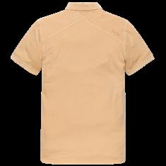 Cast Iron polo's Slim Fit cpss203858 in het Oranje