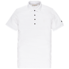 Cast Iron polo's Slim Fit cpss203858 in het Wit