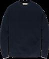Cast Iron ronde hals trui CKW205300 in het Donker Blauw