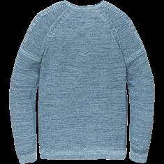 Cast Iron ronde hals trui CKW205303 in het Blauw