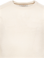 Cast Iron ronde hals trui CKW213320 in het Wit