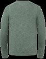 Cast Iron ronde hals trui CKW215300 in het Donker Groen