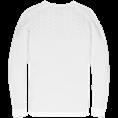 Cast Iron ronde hals trui Slim Fit ckw201301 in het Wit