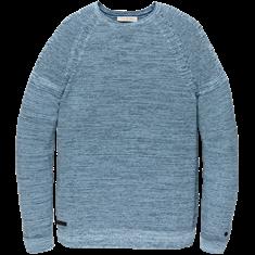 Cast Iron ronde hals truien CKW205303 in het Blauw