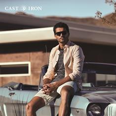 Cast Iron sale Slim Fit ctsss203276 in het Oranje