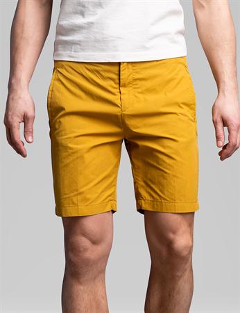 Cast Iron shorts CSH213658 in het Geel