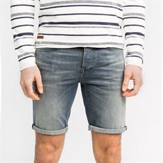 Cast Iron shorts Slim Fit csh202213 in het Grijs