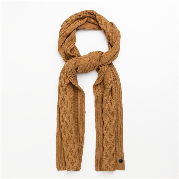 Cast Iron sjaals CAC216101 in het Grijs