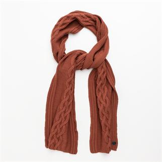 Cast Iron sjaals CAC216101 in het Oker