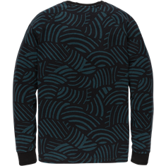 Cast Iron sweater CLS206252 in het Grijs