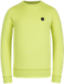 Cast Iron sweater Slim Fit CSW211404 in het Lime