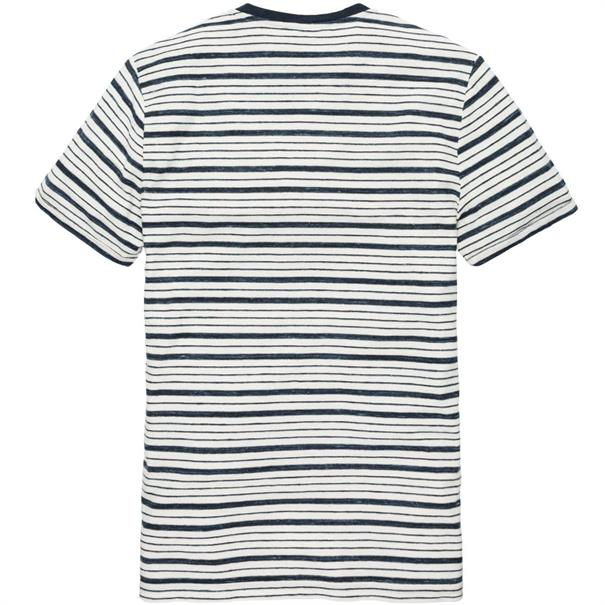 Cast Iron t-shirts ctss182328 in het Wit